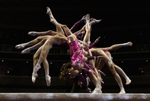 gymnastics; / by Amanda Wijangco