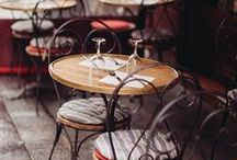 café  / an afternoon coffee or a place to dine....