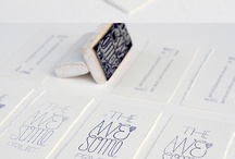 Paper and branding / by Ivana .
