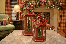 Christmas Decor, Crafts & Ideas / by Cindy Uber