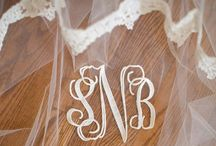 Monogram / You ain't southern if you don't love a monogram!