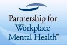 Employment, the Workplace and Mental Illness / Work is a key factor in supporting mental wellness.