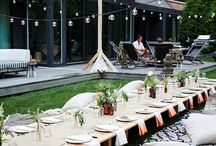 Entertaining / All things for entertaining guests! The cutest dinner party ideas and decor!