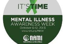 Mental Illness Awareness Week / In 1990, the U.S. Congress established the first full week of October as Mental Illness Awareness Week (MIAW) in recognition of NAMI's efforts to raise mental illness awareness. Since then, mental health advocates across the country have joined with others in their communities to sponsor activities, large or small, for public education about mental illness.  MIAW coincides with the National Day of Prayer for Mental Illness Recovery and Understanding.