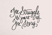"""your story / """"The one thing that you have that nobody else has is you. Your voice, your mind, your story, your vision. So write and draw and build and play and dance and live as only you can.""""  Please email me at sumkindawonderful@gmail.com if you'd like to contribute."""