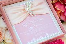Tangé Design Invitations / Beautiful hand-made custom invitations