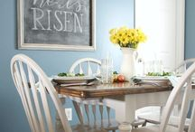Holidays- Easter / From Easter baskets to Easter decor all things to celebrate the risen king!