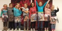 Kinderfeestjes / Diverse creatieve kinderfeestjes, regio Rosmalen en Den Bosch