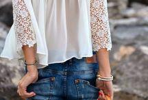 Clothes- Spring + Summer