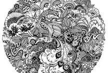 Black&White drawings