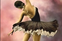 Dance It Out / Once a dancer, always a dancer. / by Maggie Holbeck