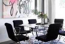 d i n i n g  r o o m s / dining rooms / by Jessica {The Aestate}