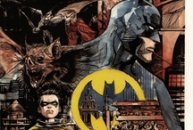 Holy Rusted Metal, Batman / by Heather Stocker