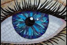 Eye / The eye - can tell so much but sometimes see little.  / by Kim Brophy