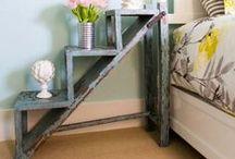 Bookshelves & Shelves / by Heather Stocker