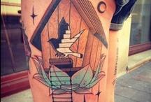 nails and tattoos