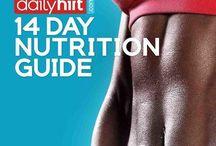 Diet and Exercise / by Amanda Whiteland