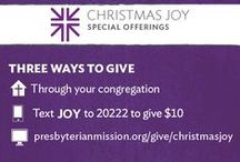 Christmas Joy Offering