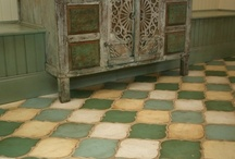 Tile / by Kathleen Clemmons