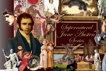 Supernatural Jane Austen Series / Wonders, wit, mayhem, true love, and unearthly delights! It can be none other than the Supernatural Jane Austen Series by Vera Nazarian.