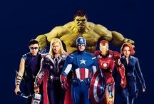 Avengers Initiative  / by Heather Stocker