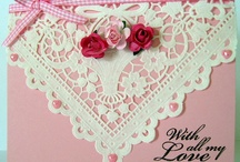 Lovelies Card Basket / by Renee Pink