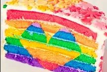 Decorative Cakes / by Debra Funk