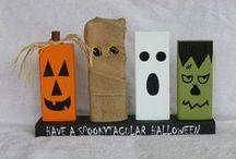 Halloween & Thanksgiving / by Hilary Marlowe