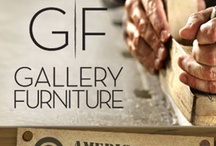 Gallery Furniture / by Denise Prescott