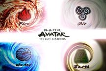 Avatar / Airbender, not the blue people / by Stephanie Churchman