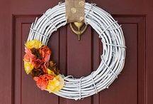 Wreaths / by Heather Stocker