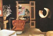 Vintage Interiors / Vintage interior design and decor