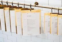 restaurants / Restaurant design