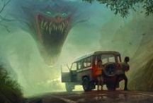 Horror Kink / Horror across the board, history, art, science, culture