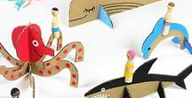 KIDS ACTIVITIES AND CRAFTS / Ideas for keeping the kiods busy