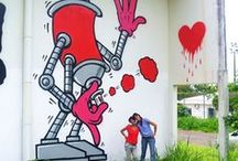 Kink Street / Mainly street art