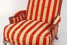 stripes in home decor