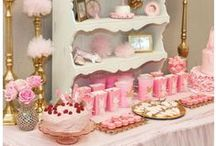 Ballerina Party / These Ballerina party ideas are tutu cute! On this themed birthday party board you'll find ideas for decorations, snacks, food, pretty pink desserts, games for kids, favors and more!