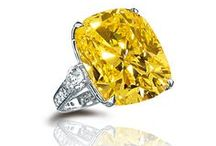 Dazzling investments / Coloured diamonds are shining bright, seducing buyers not only with their beautiful hues, but with their solid investment value. See the full article on the Opulent Living website at www.opulentliving.co.za