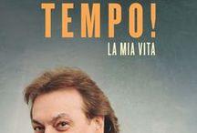 TEMPO. LA MIA VITA / Il grande musicista Tullio De Piscopo si racconta in un libro (Hoepli Editore) e insieme descrive la scena musicale italiana degli ultimi 50 anni