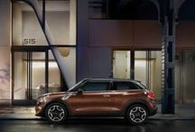 MINI Paceman / With roomy, lounge rear seating and a no-cost sports suspension option, one ride in the MINI Paceman proves it's more than just a handsome grille.  #OrlandoMINI #MINI #Paceman #mini #BMW #design #engineering #cars #car #automobile #autos