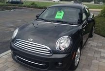 Vehicle Specials / Check out these amazing deals on our in-stock vehicles! Call us at (407) 835-2727 for more details or visit our website at www.iwantamini.com #OrlandoMINI #MINI  #Orlando #specials #sale