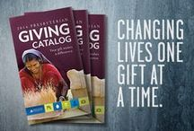 Presbyterian Giving Catalog / Alternative Gift Options - more information at http://www.presbyteriangifts.org