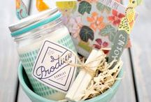 Gift Baskets / by Rina .