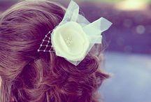 Hochzeitsfrisuren // wedding hairstyles