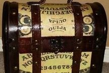Ouija Board / All things #ouija to add to my collection