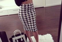 Pencil skirts / Pencil skirts. Elegant, chic, simple, sexy