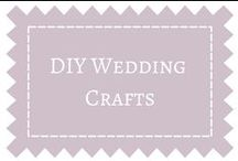 DIY Wedding Crafts / DIY Wedding projects by vendors and brides. Some have been featured in our magazines / by DIY Weddings® Magazine