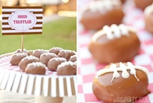 Football Party Ideas / Football Party Ideas / by Petite Party Studio