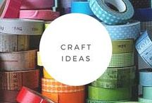 Arts and Crafts Keep You Sane / DIY and crafts that are fun and easy to create.  We love to find things that make you smile and can be given as gifts.